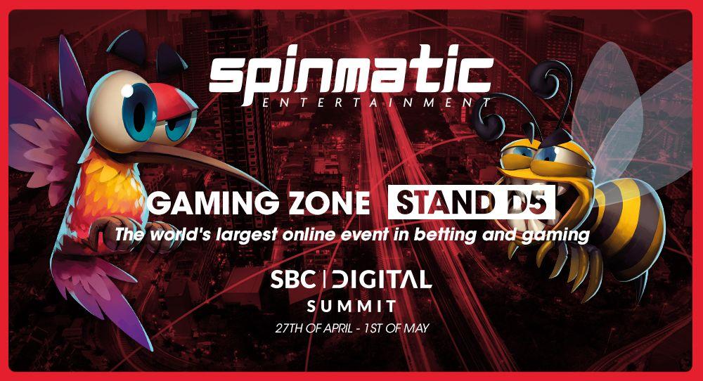 SBC Digital Summit   Spinmatic Entertainment
