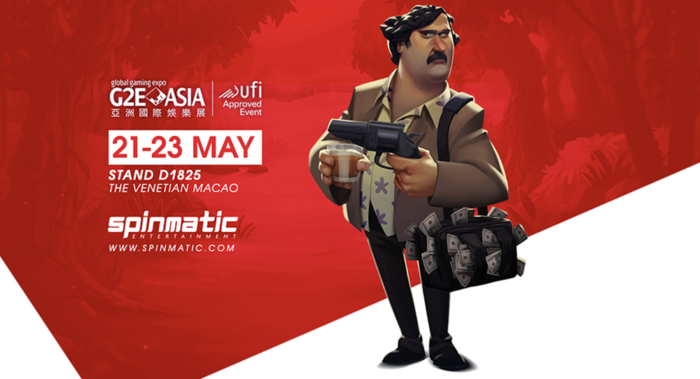 Spinmatic visits Latin America. Come meet us! | Spinmatic Entertainment