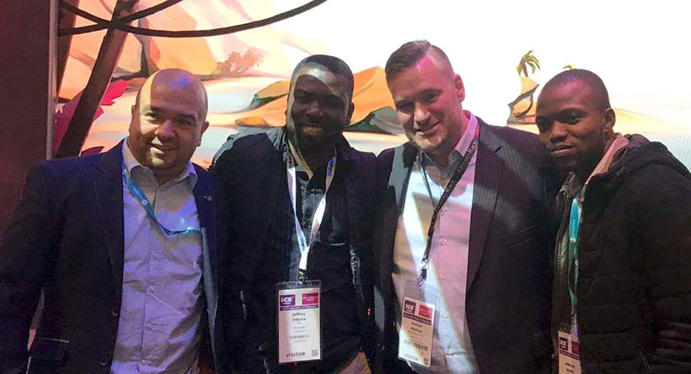 Spinmatic lands in Africa with RedsonBet!   Spinmatic Entertainment