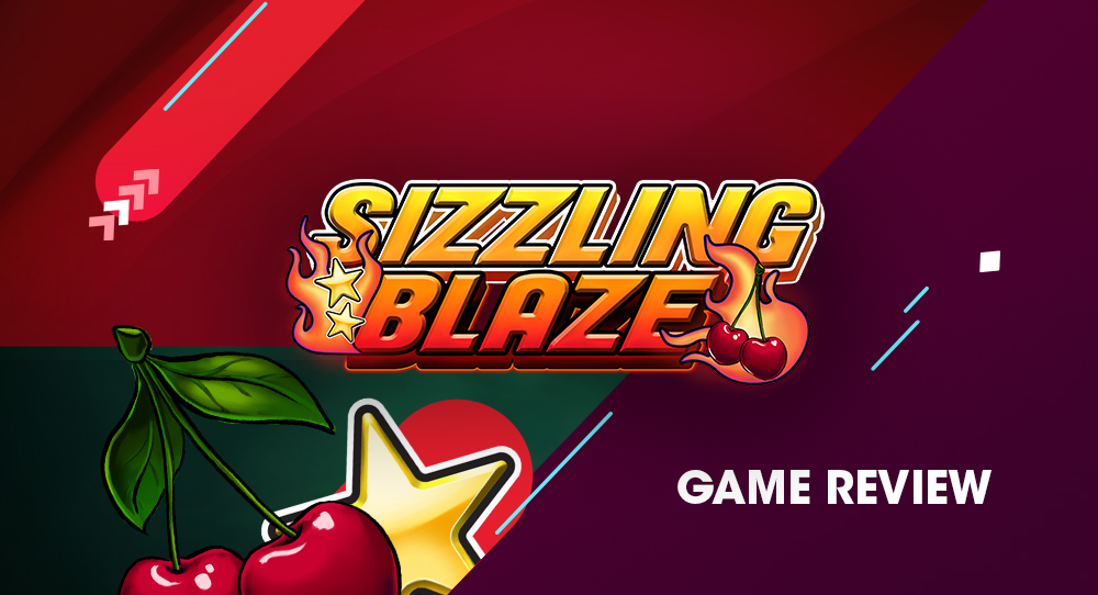 Sizzling Blaze: A fruity classic with a hot twist! | Spinmatic Entertainment