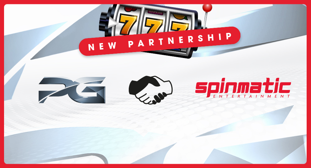 PG Company includes Spinmatic video slots in its portfolio   Spinmatic Entertainment