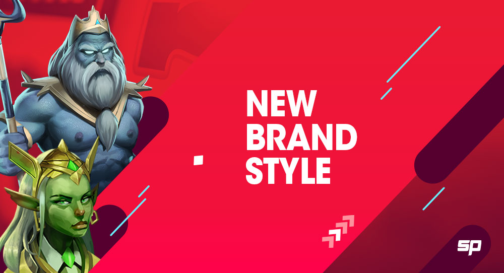Spinmatic presents new brand identity | Spinmatic Entertainment